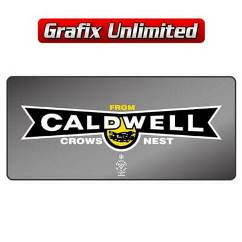 Dealership Decal, Caldwell Crows Nest
