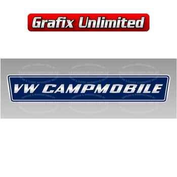 VW Campmobile Decal