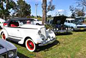 Leeton Vintage & Veteren Car Club