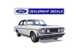 Dealership Decals