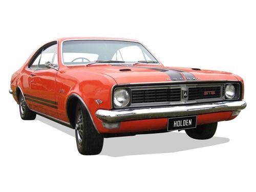 HT GTS Holden