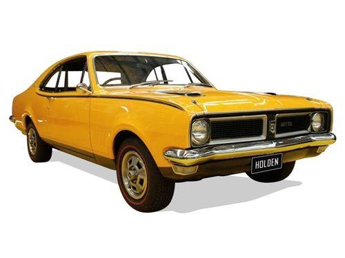 HG GTS Holden