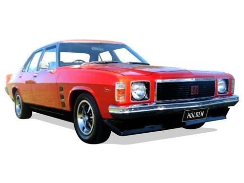 HJ GTS Holden