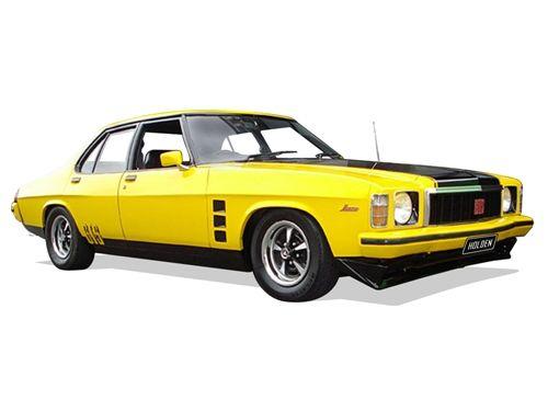 HX GTS Holden