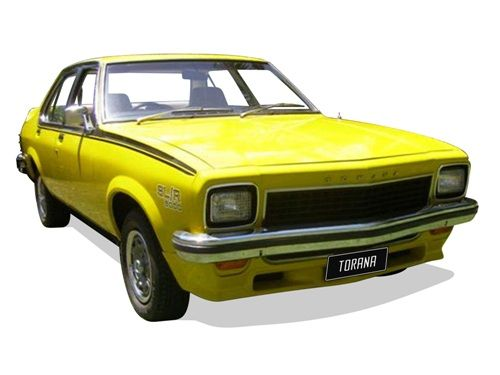 LH SLR 5000 Torana