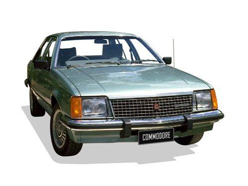 VB Commodore