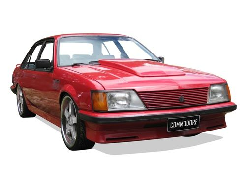 VH SS Commodore