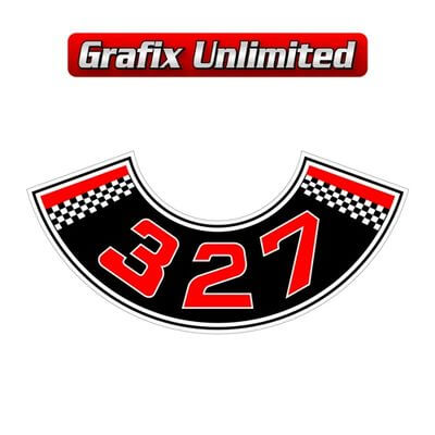 Aircleaner Decal 327