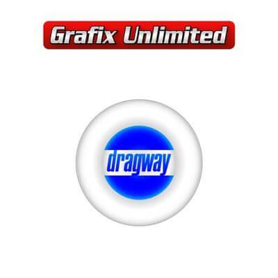Wheel Cap Disc Dragway 35mm