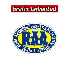 RAA Decal