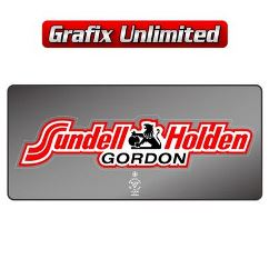 Dealership Decal, Sundell Holden Gordon