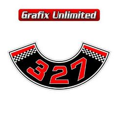 Aircleaner Decal, 327