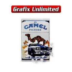 Camel Filters Decal
