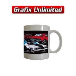 Coffee Mug, GT