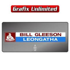 Dealership Decal, Bill Gleeson Leongatha
