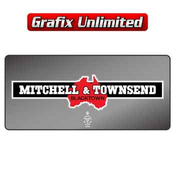 Dealership Decal, Mitchell & Townsend Blacktown