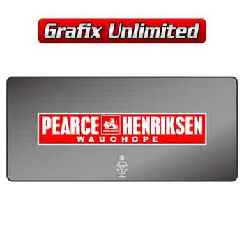 Dealership Decal, Pearce Henrickson Holden