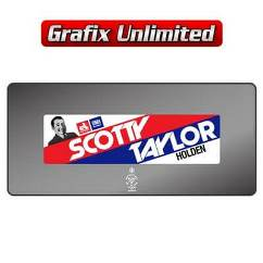 Dealership Decal, Scotty Taylor