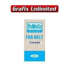 Fan Belt Sleeve, FoMoCo