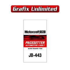 Fan Belt Sleeve, Motorcraft