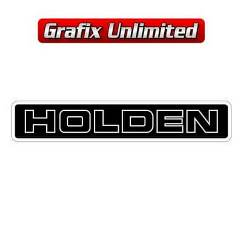 Holden One Tonner Decal