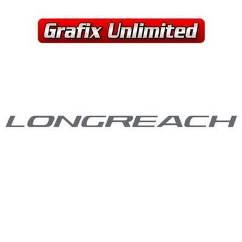Longreach Tailgate Decal, XH