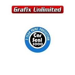 Ming Decal, Car Seal 3000