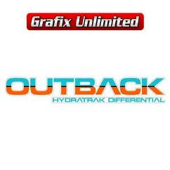 Outback Decal