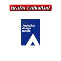 Windscreen Decal, Australian Design Award 1