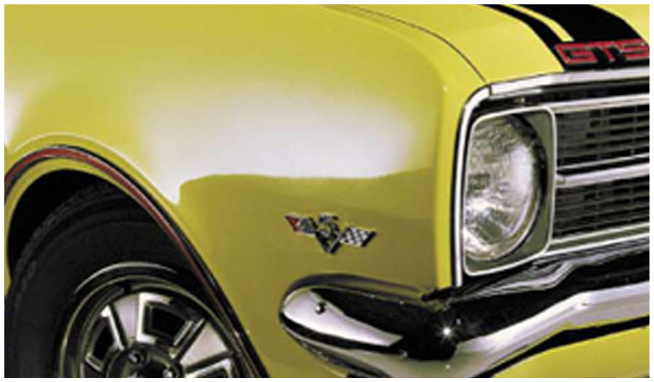 Ford Falcon XA GT